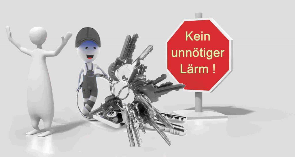 Schlüsseldienst Würselen - kein Lärm - Es geht auch anders !