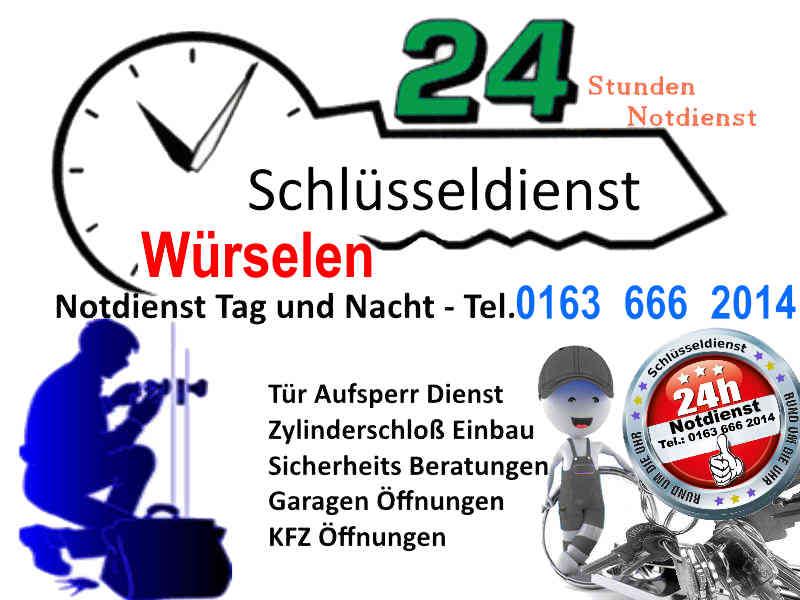 Schlüsseldienst Würselen Broichweiden Schweilbach Scherberg Teut Morsbach 50 Euro Festpreis für jede Tür Öffnung in Würselen Bardenberg