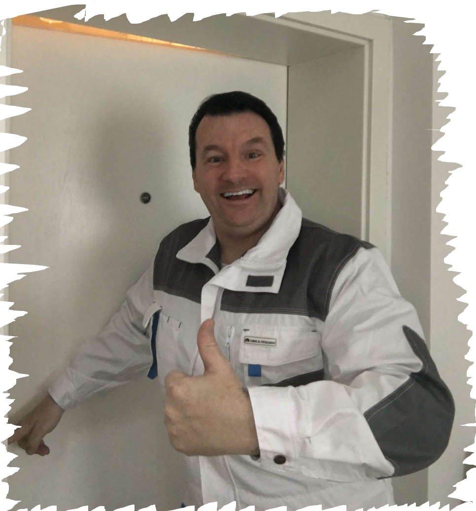 Notdienst Monteur Karl - er liebt seinen Job