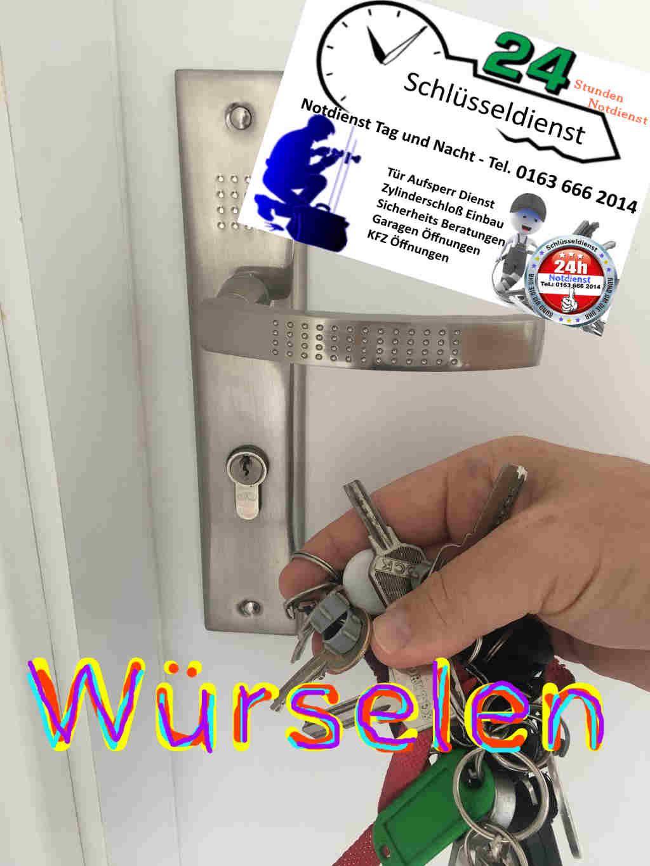 Schlüsseldienst Würselen Bardenberg Morsbach Schweilbach Oppen Haal Broichweiden zum Festpreis