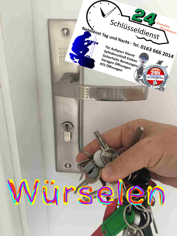 Schlüsseldienst Würselen - Tür öffnen Morsbach, Bardenberg, Oppen Haal, Würelen zentrum, Schlüsseldienst Broichweiden, Schlüsseldienst Würselen Zentrum